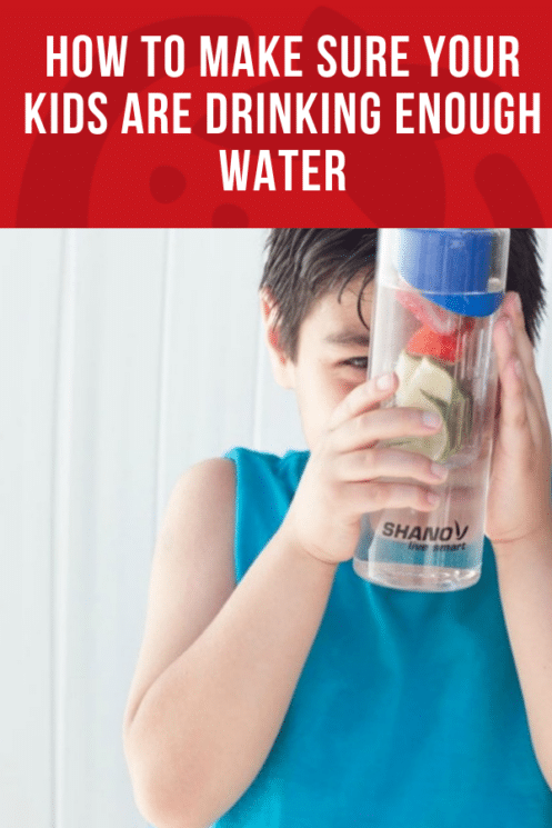 How to Make Sure Your Kids Are Drinking Enough Water | Healthy Ideas and Recipes for Kids