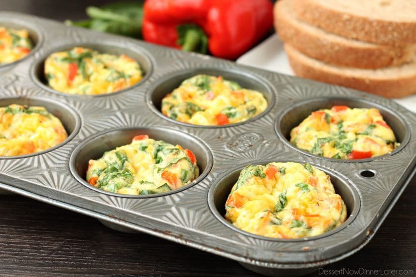 These Breakfast Egg Cups Are The Perfect On Go Make Them