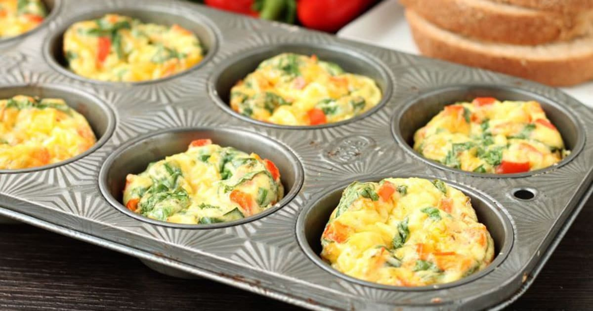 Breakfast egg cups recipe healthy ideas for kids forumfinder Gallery
