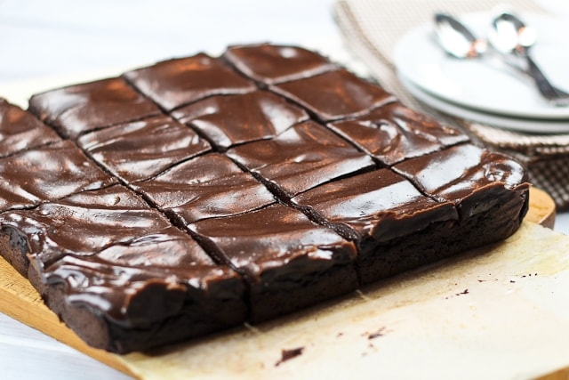 Add Vegetables to Dessert with these 10 Easy Recipes. Can you even tell that these brownies have sweet potatoes?