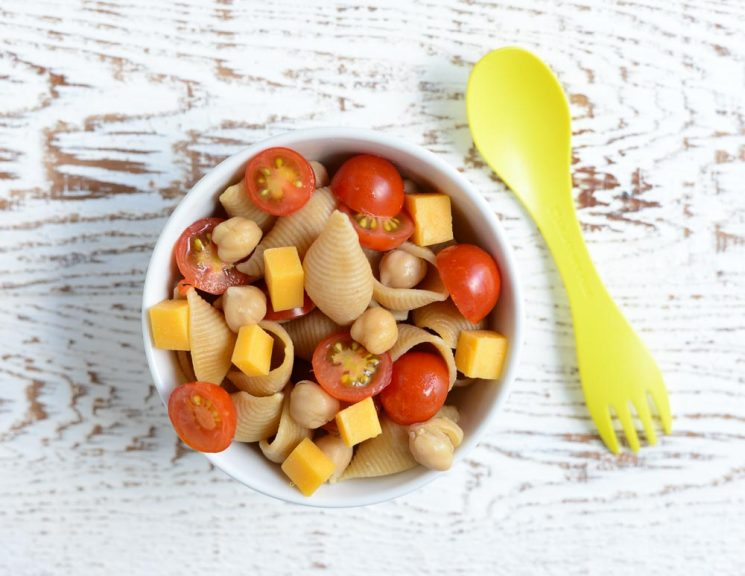 5 Quick and Easy Kid-Friendly Pasta Salads. 5 pasta salads for the whole family!