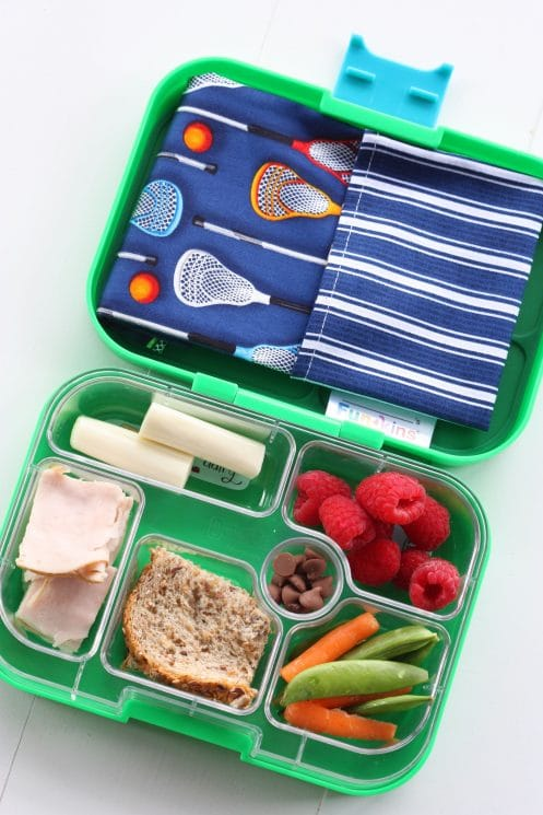 5 Clever Lunchbox Ideas that Take Less than 5 Minutes