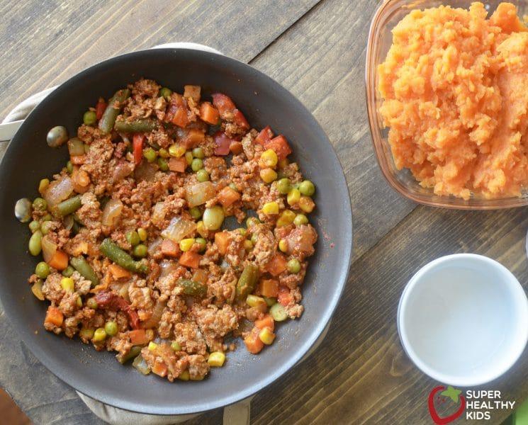 Pregnancy Cravings & Southwest Shepherd's Pie. For a Pregnancy meal idea, we love Southwest Shepherd's Pie