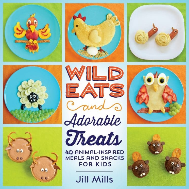 Food Art Made Easy. The easy way to create fun food!