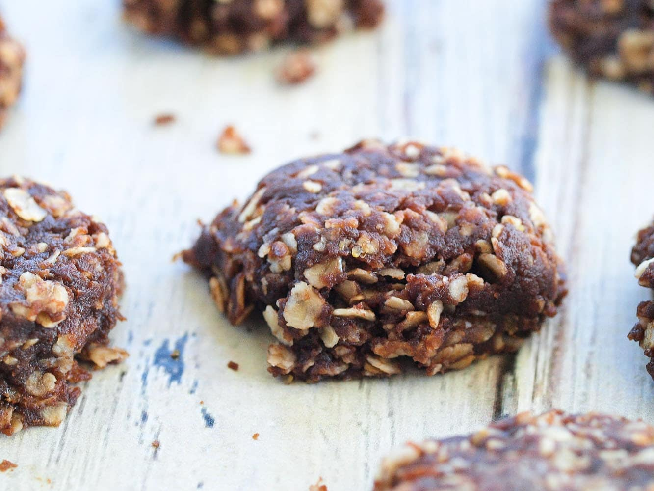 Healthy No Bake Chocolate Cookies Super Healthy Kids