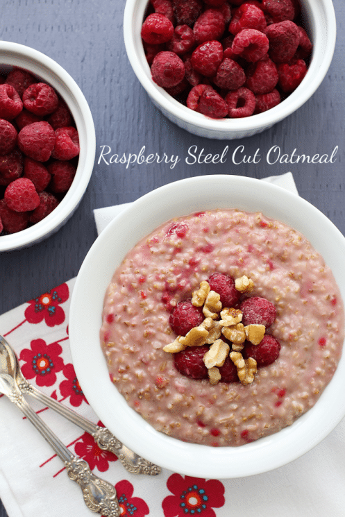 Healthy Slow Cooker Breakfasts- Looking for a quick & healthy breakfast? Whip out your slow cooker & prep one of these nutrition-packed recipes for the AM!