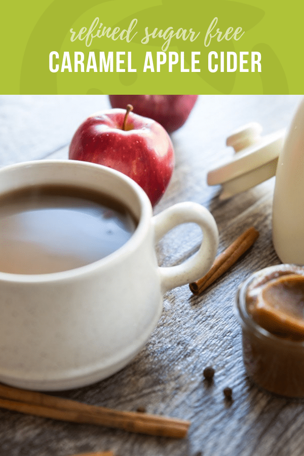 Caramel Apple Cider | Healthy Ideas and Recipes for Kids