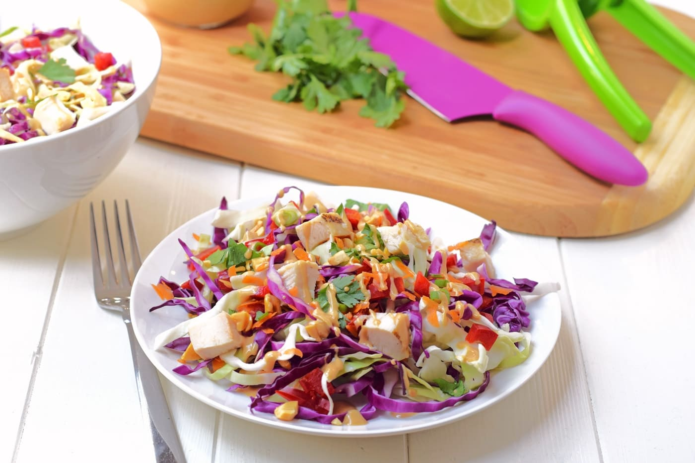 Rainbow chicken salad healthy ideas for kids forumfinder Images