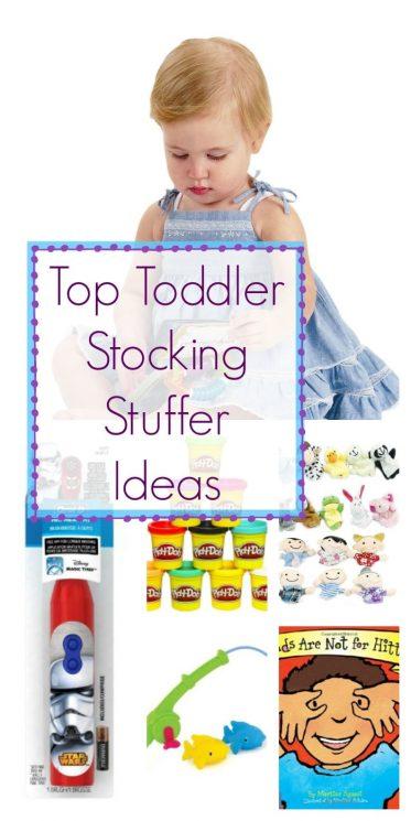Top Toddler Stocking Stuffer Ideas