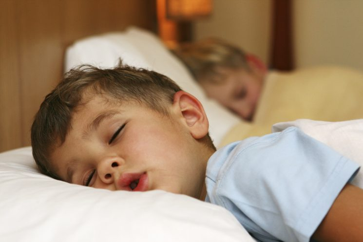 Your Child Needs More Sleep This Year