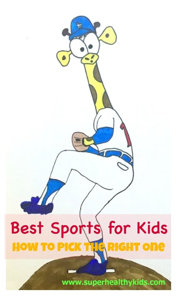 Best Sports for Kids- How to Pick the Right One