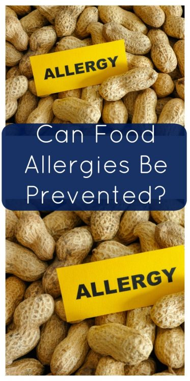 Can Food Allergies Be Prevented?