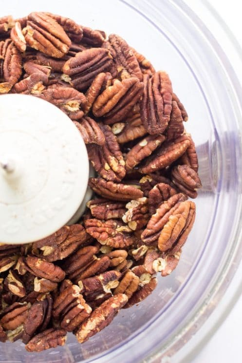 Homemade Pecan Butter: 5 Simple Steps - Super Healthy Kids