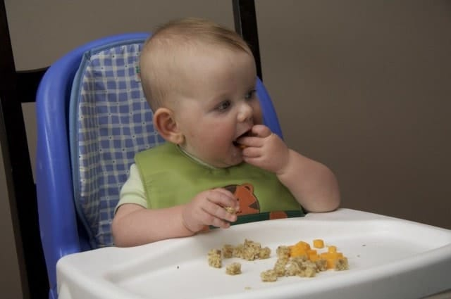 Starting Solids 101: What You Need to Know