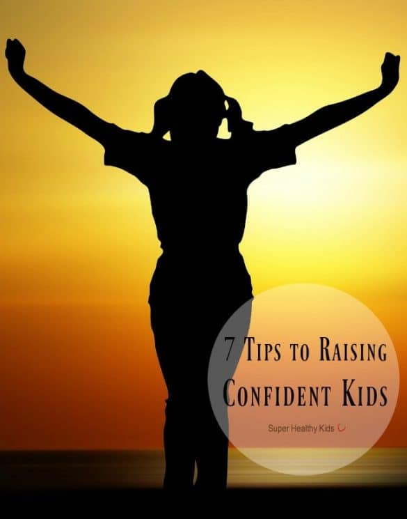 7 Tips to Raise Confident Kids. Here are some choices and strategies parents can use. https://www.superhealthykids.com/7-tips-raise-confident-kids/