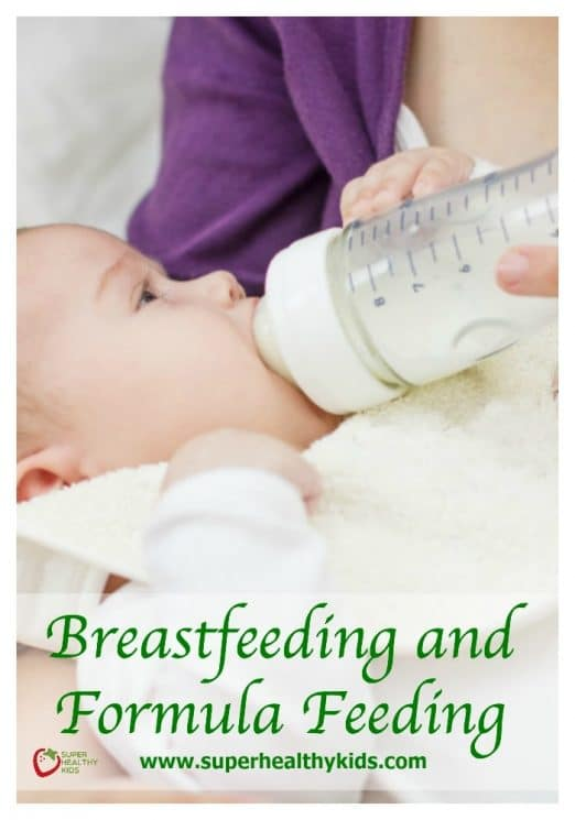 PREGNANCY - Breastfeeding and Formula Feeding. Loving and caring for your baby is how you succeed, whether you breastfeed or formula feed. https://www.superhealthykids.com/breastfeeding-formula-feeding/