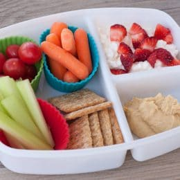 Cottage Cheese Lunchbox Fun Super Healthy Kids