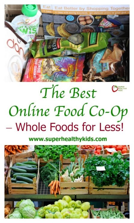 The Best Online Food Co-Op - Whole Foods for Less!
