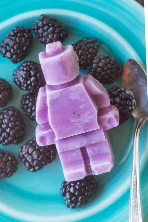 Healthy and Fun Frozen Yogurt Snacks. Make your own healthy frozen yogurt snacks in shapes your kids love! www.superhealthykids.com
