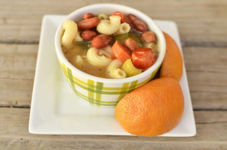 minestrone soup, 30 Quick and Easy Last Minute Dinner Ideas