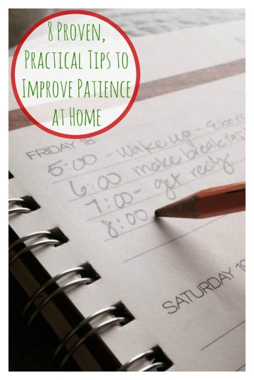 8 Proven, Practical Tips to Improve Patience at Home