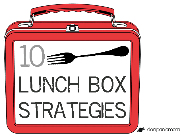 School Lunch Strategies