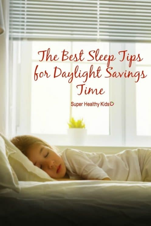SLEEP - The Best Sleep Tips for Daylight Savings Time. We've got the top tips to keep sleep on track as we move the clocks forward for Daylight Savings Time.