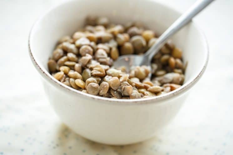 Cooked Beans or Lentils