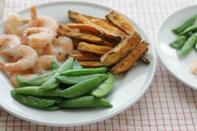 Easy Sheet Pan Shrimp and Veggies