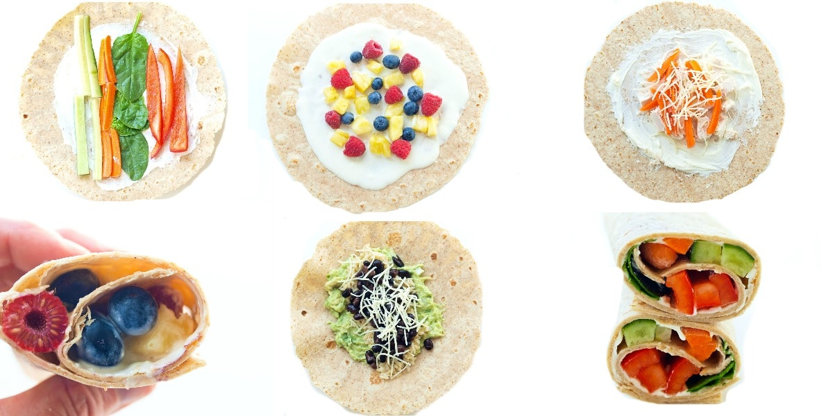 Ultimate Guide To Healthy Kid Friendly Wraps Super