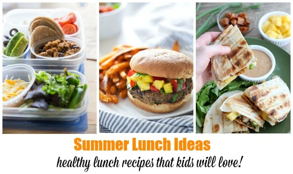Easy Summer Lunch Ideas 15 easy and fresh summer lunch ideas healthy ideas for kids sisterspd