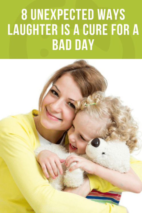 8 Unexpected Ways Laughter is the Cure to a Bad Day | Healthy Ideas and Recipes for Kids