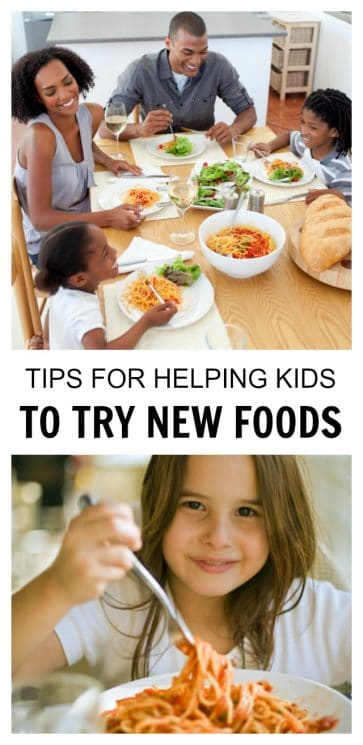 Whether you've got a picky eater or a problem feeder, these are our best tips for helping kids try new foods. It's not as hard as you think!