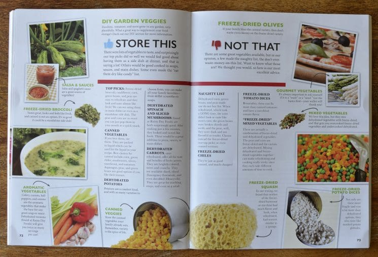 veggie pages