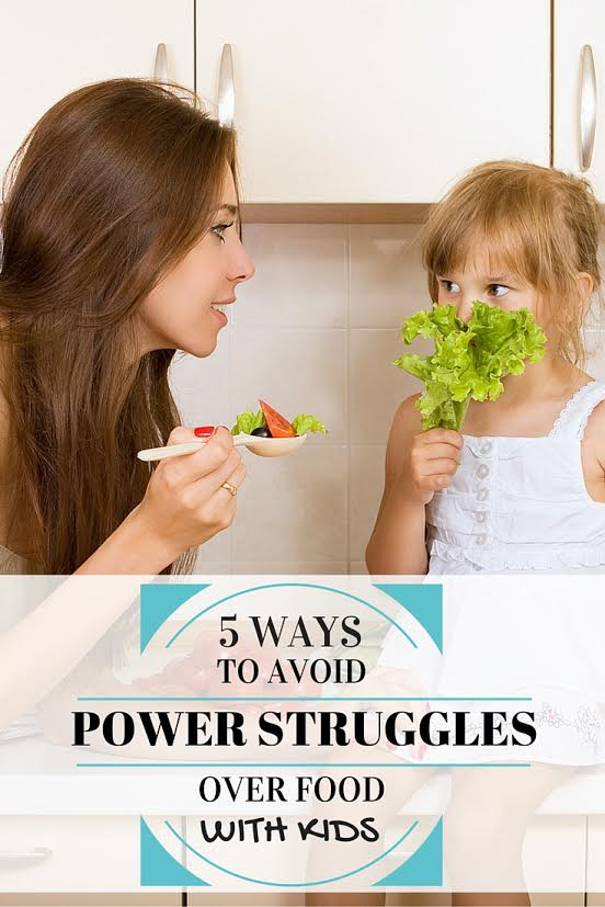 If getting your kids to eat at meals is a battle, our 5 tips can really help you end the power struggle at the table! www.superhealthykids.com