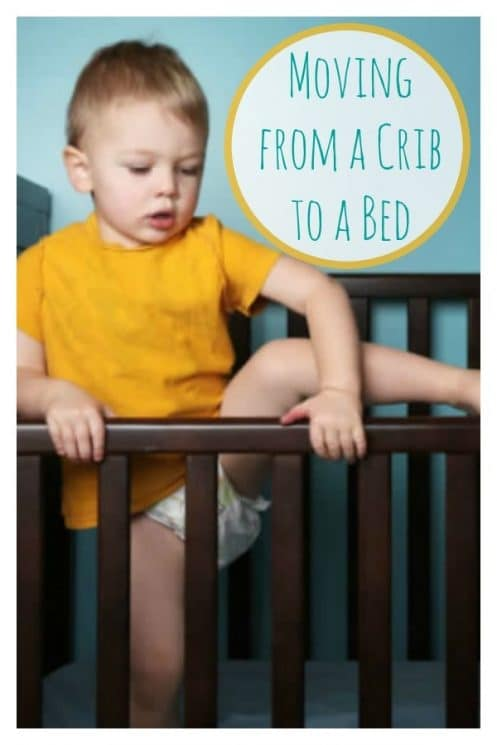 Moving from a Crib to a Bed