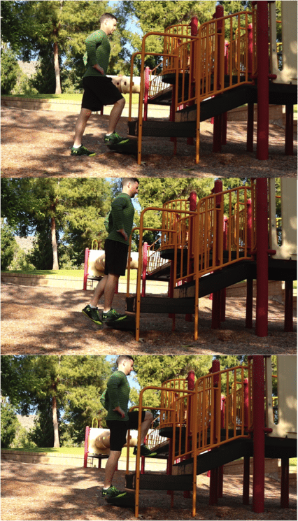 Try these kid friendly exercises with your kids at the playground! www.superhealthykids.com