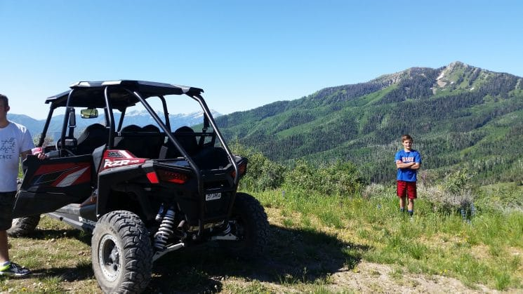 Things to do in heber valley utah Razor Rental Adventure Haus