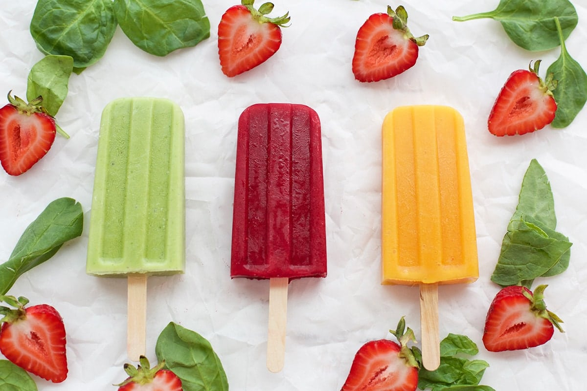 The Kitchen Fruit Popsicle Recipes