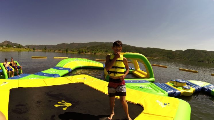 Things to do in heber valley utah Aqua X Zone