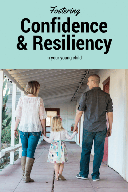 6 Strategies for parents to help children develop confidence and resiliency. www.superhealthykids.com