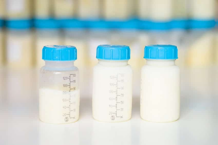 How to Safely Store Breastmilk. Here's a how-to guide on how to safely store breast milk.