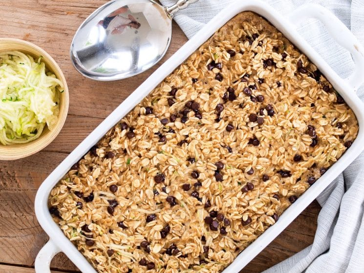 Zucchini-chocolate-chip-baked-oatmeal