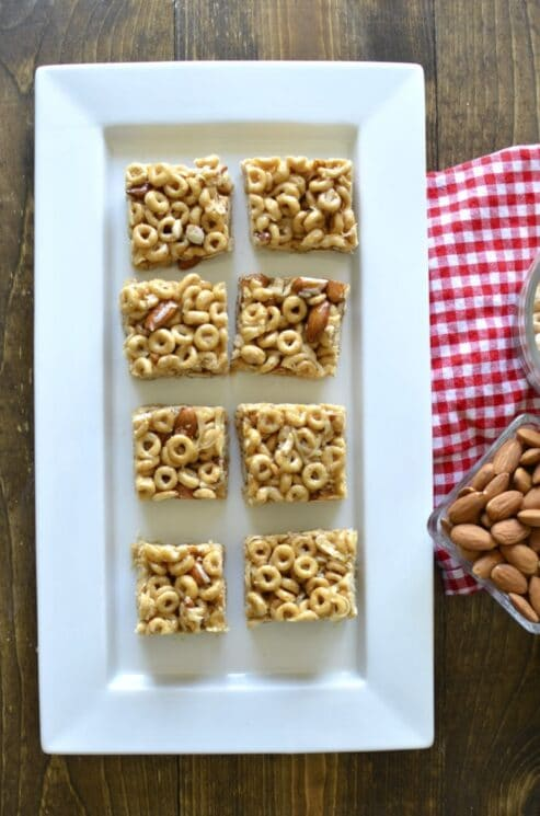 cereal bars 1