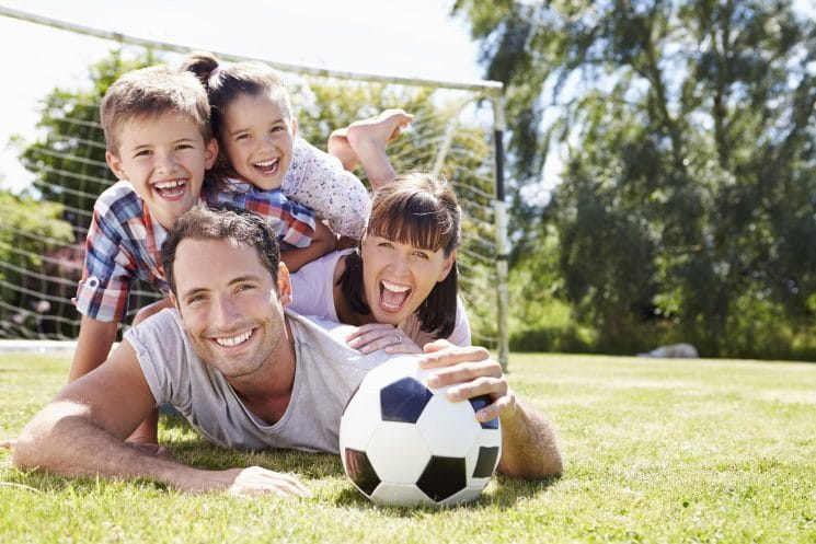 How to Be a Better Youth Sports Parent. Become the best version of a sports parent with these tips. www.superhealthykids.com
