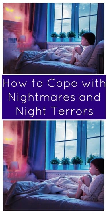 How to Cope with Nightmares and Night Terrors