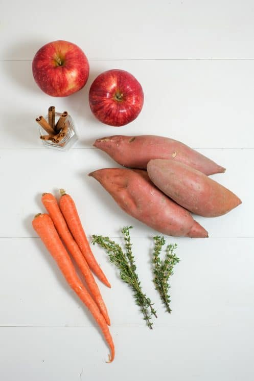 Sweet Potato Baby Food 3 Ways