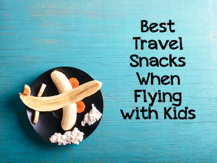 You're about to be confined to an airplane seat with your small children, and you're hoping for cheerful moods and good behavior all around. Can the right snacks help? YES. A little bit of planning can go a long way in making your airplane experience soar.