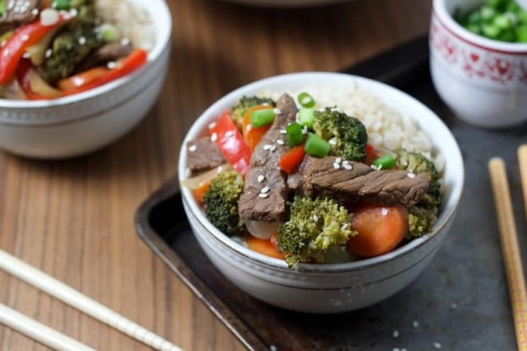 Easy Weeknight Stir-Fry Recipe   Super Healthy Kids   Food and Drink, stir fry with steak, Quick and Easy Last Minute Dinner Ideas