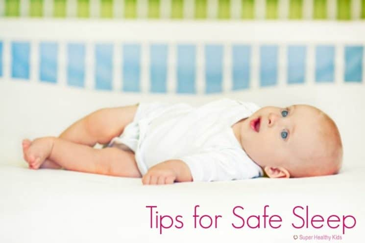 Tips for Safe Sleep. Are safe sleep practices important to your family? We've got the tips you need from the AAP and CPS to create a safe sleep environment for your child. https://www.superhealthykids.com/tips-safe-sleep/